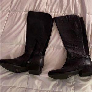 NWOT Jessica Simpson black boots